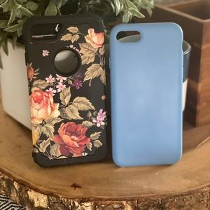Two iPhone 7/8 cases